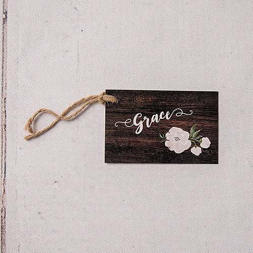 Florence Favour Tag