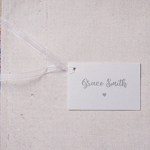Bryony Favour Tag