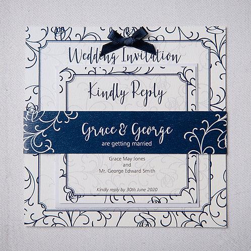 Sophia Wedding Invitation Bundle