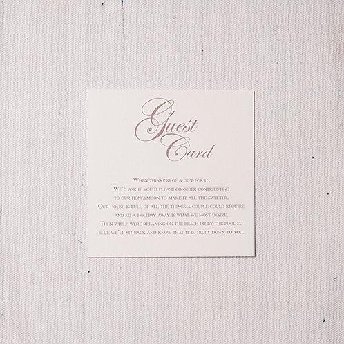 Emma Information Card