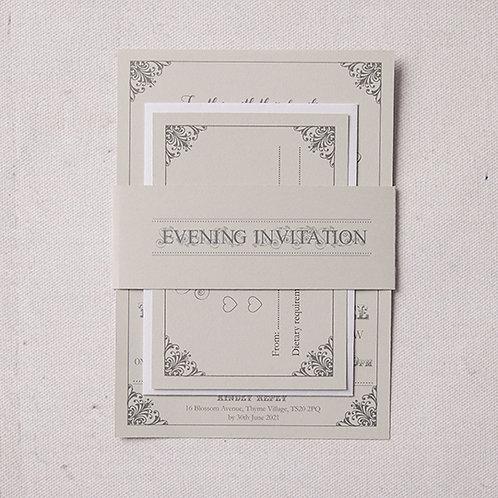 Sadie Evening Invitation Bundle