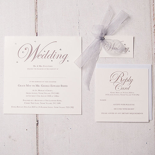 Emma Wedding Invitation Bundle