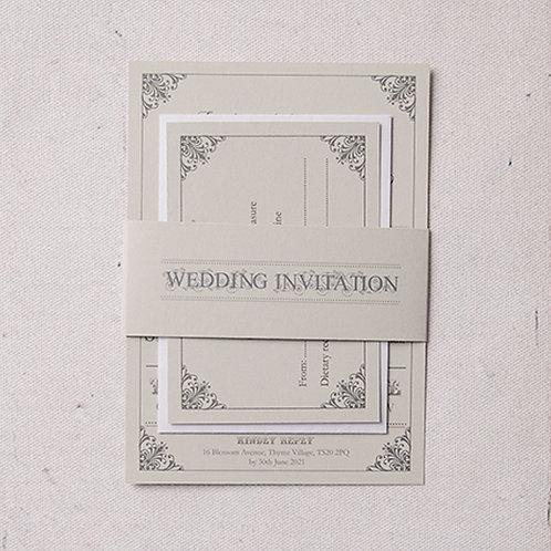 Sadie Wedding Invitation Bundle