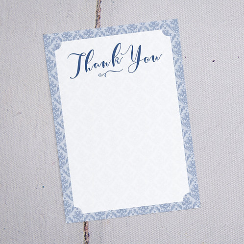 Mabel Thank You Note Cards