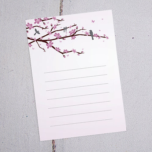 Erin Thank You Note Cards