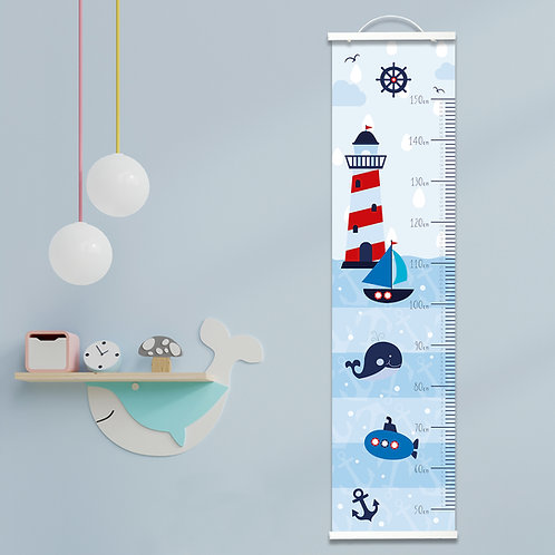 Nautical Height Chart