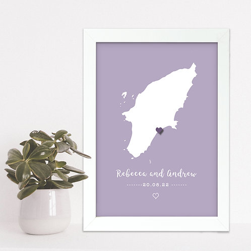 Destination Travel Print