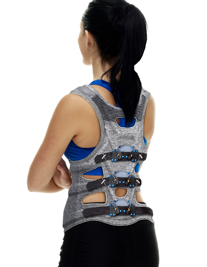 Green Sun Medical Back Brace