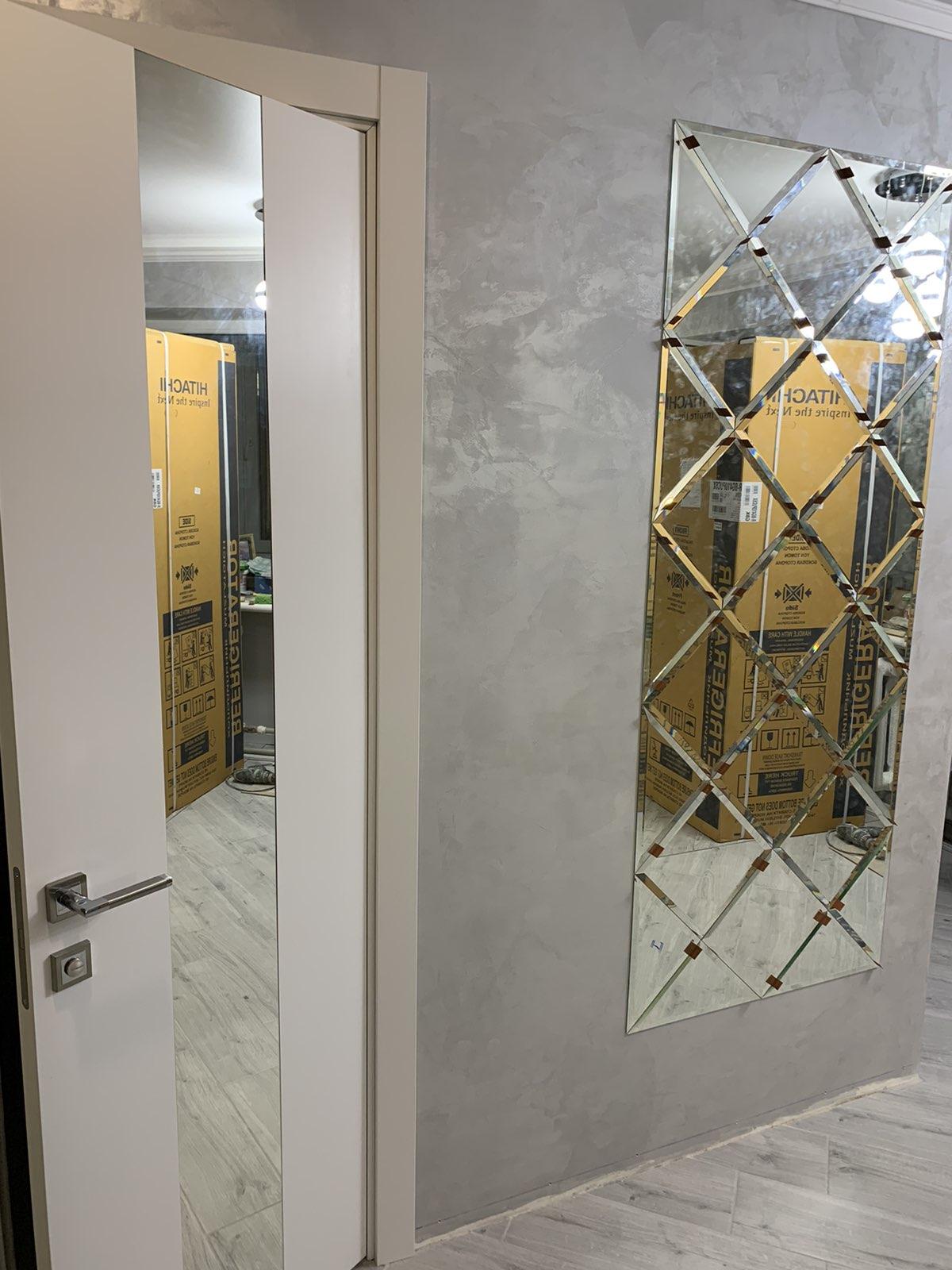 Идея зеркального панно