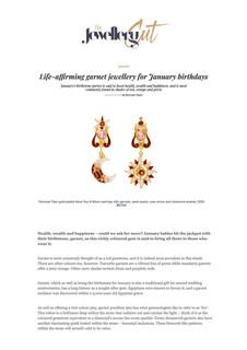 The Jewellery Cut