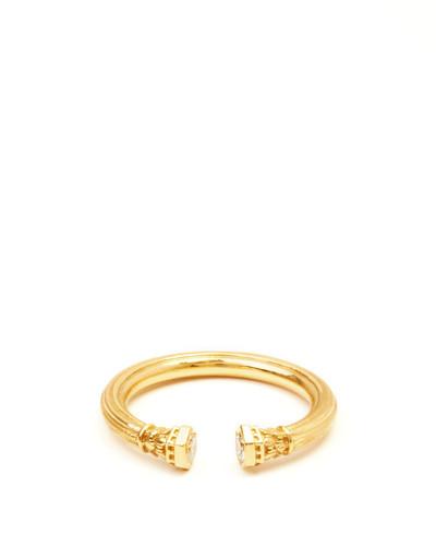 Aphrodisia Pillar Ring