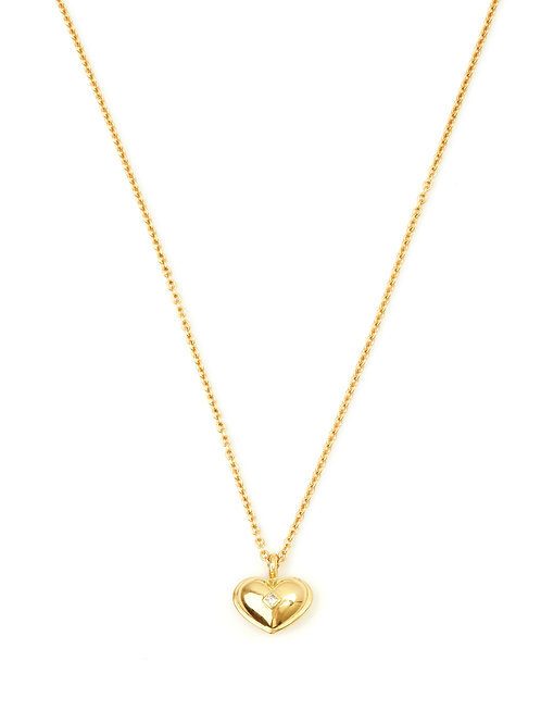 Baby Street Heart Necklace