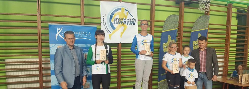Olga Pechcin 2 miejsce Open