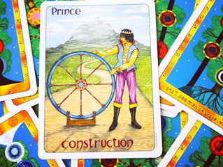 Tarot card of the week: Knight of Pentacles