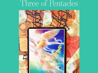 Tarot Card of the Week: Three of Pentacles