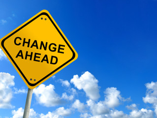 6 Reasons why change is positive