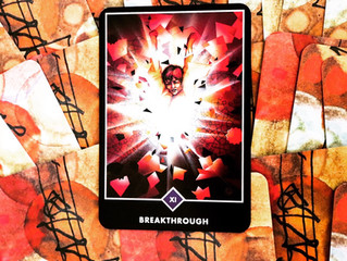 Tarot Card of the week: Justice