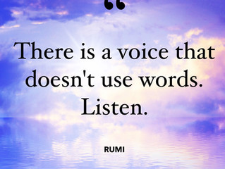 🙏 Pay attention to signs. Listen to the still small voice. ❤️