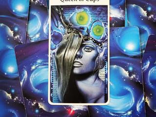 Tarot Card of the Week: Queen of Cups