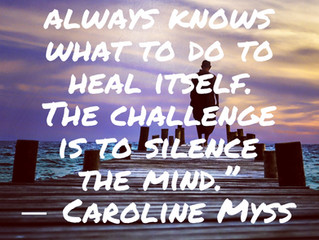 Quiet the mind ~Listen to the voice within 🙏💫✨
