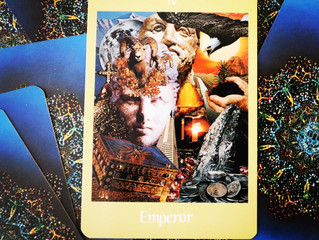 Tarot Card of the Week: The Emperor