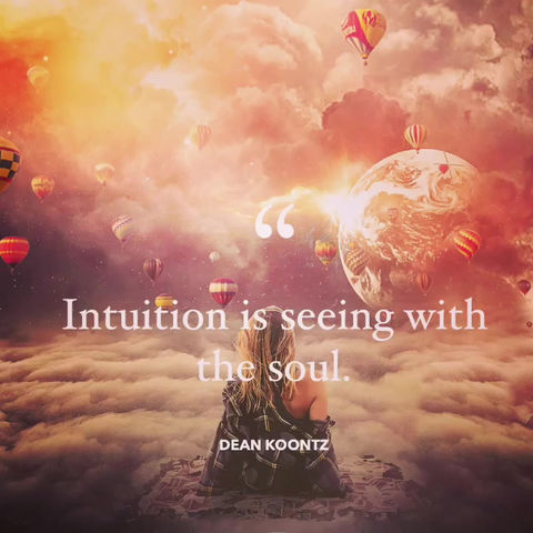 Listen to the wisdom of the soul