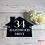 Thumbnail: Acrylic House Number Sign