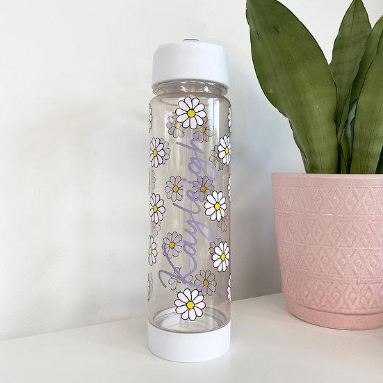 Personalised Wrap Print 700ml Fruit Infusion Bottles