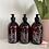 Thumbnail: 500ml Amber Pump Bottle