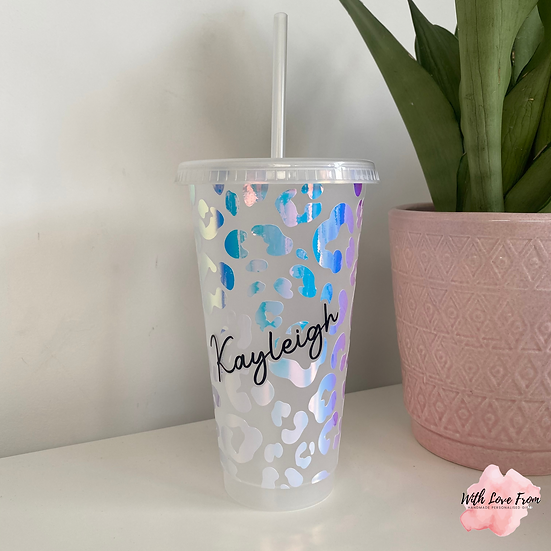 Personalised 24oz Cold Cup