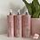 Thumbnail: Pink 500ml Bathroom Pump Bottle
