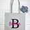 Thumbnail: Monogram Print Makeup and Tote Bag Set