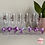 Thumbnail: Personalised Plastic Champagne Flute With Bow