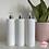 Thumbnail: White 500ml Bathroom Pump Bottle