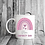 Thumbnail: Teulu Gorau'r Byd Mug (Pink)