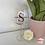 Thumbnail: Personalised Monogram Wine Glass