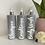 Thumbnail: Grey 500ml Bathroom Pump Bottle