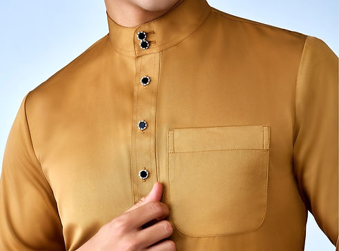Tombol Premium Butang Baju Melayu
