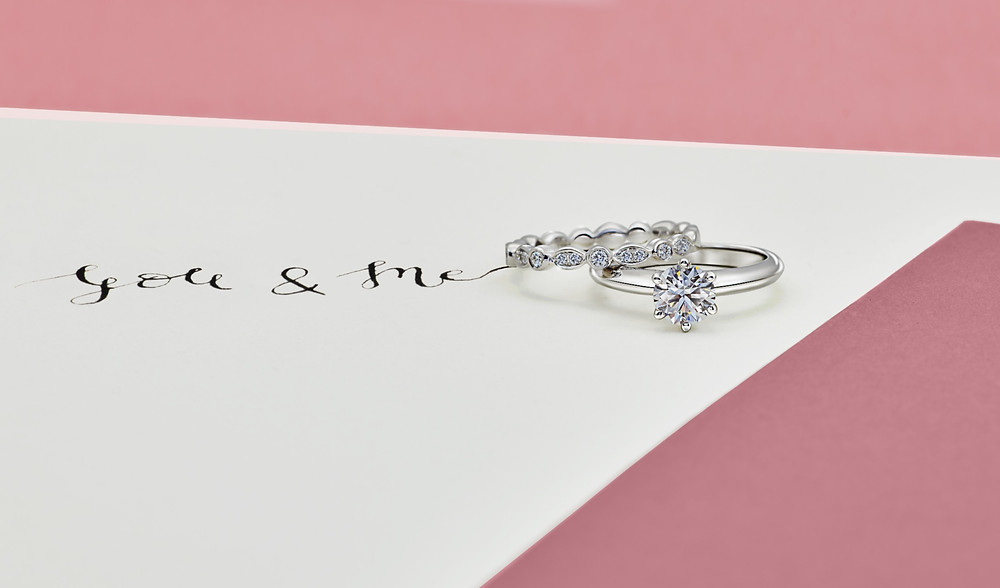 Engagement ring - Suen Jewellers