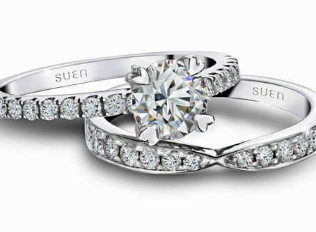 How to create and design engagement rings as unique as your love story