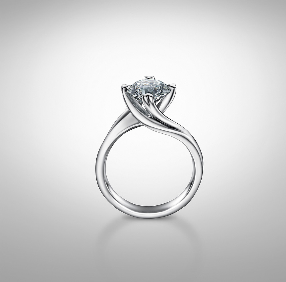 The Love Diamond - Suen Jewellers