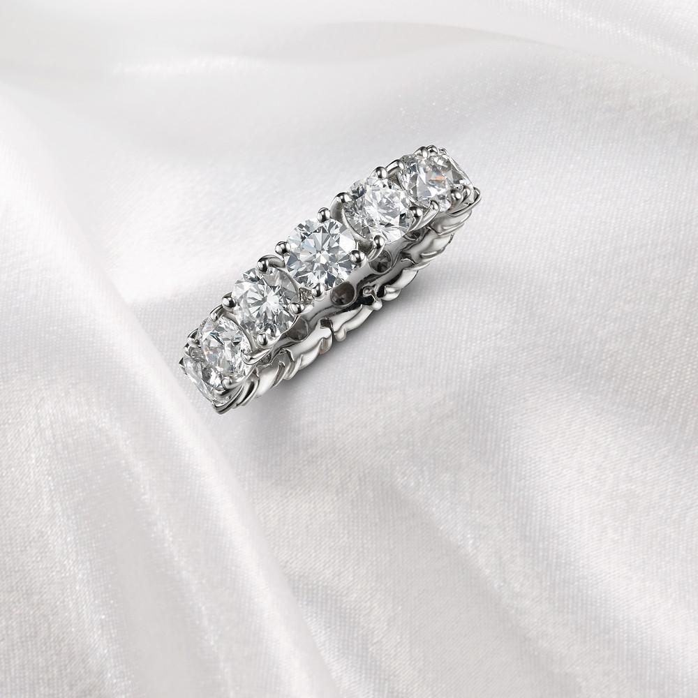 Suen Jewellers - eternity ring