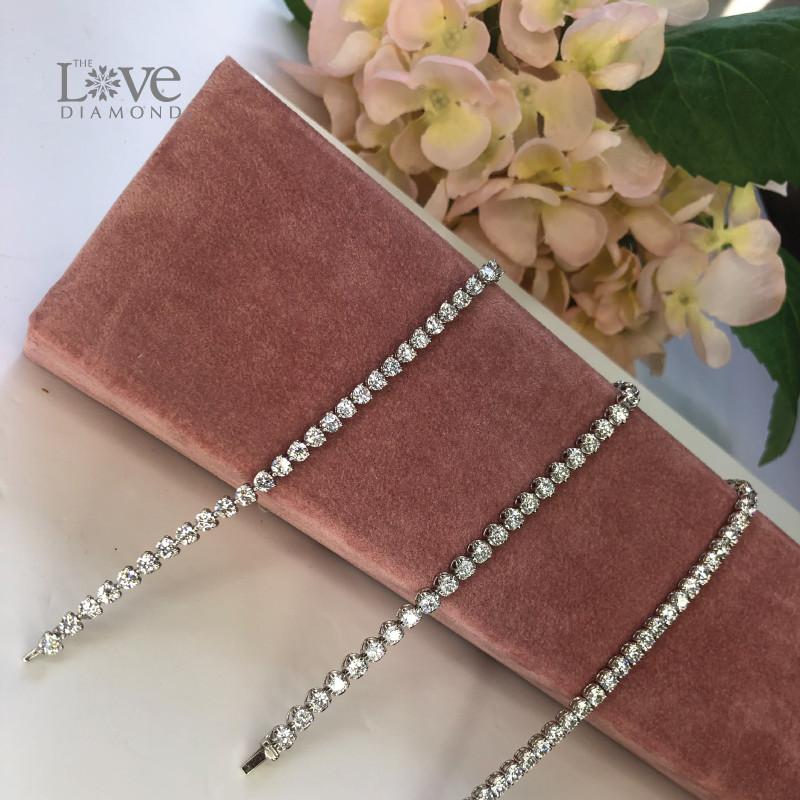 Diamond Bracelet, The love diamond