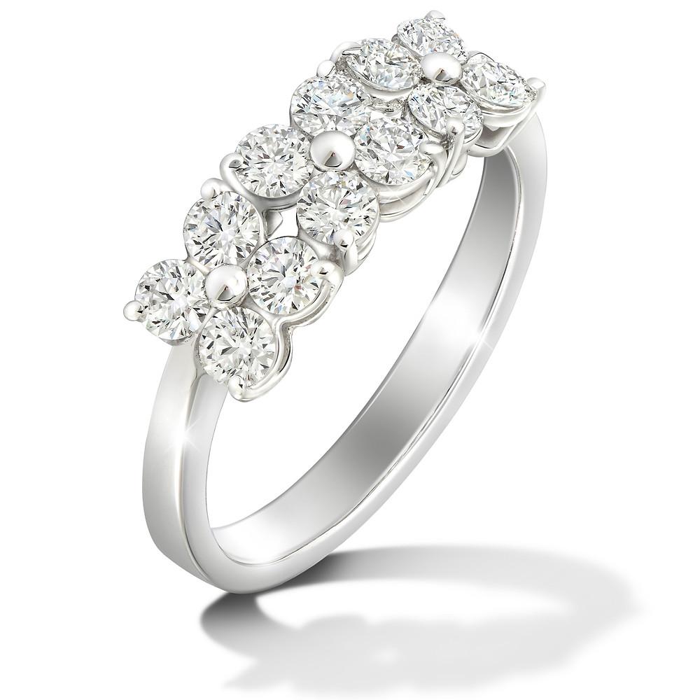 The Love Diamond ring - Suen Jewellers