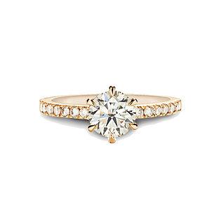 Rose Gold Diamond Engagement Ring - TLD.jpg