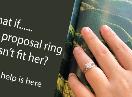 4 ways to find out her ring size without her knowing