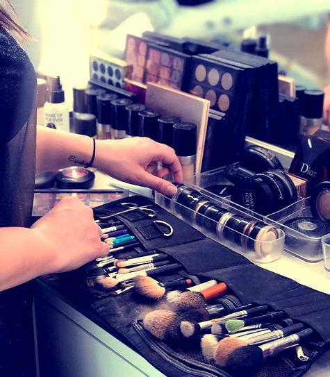 equipamentos maquiagem