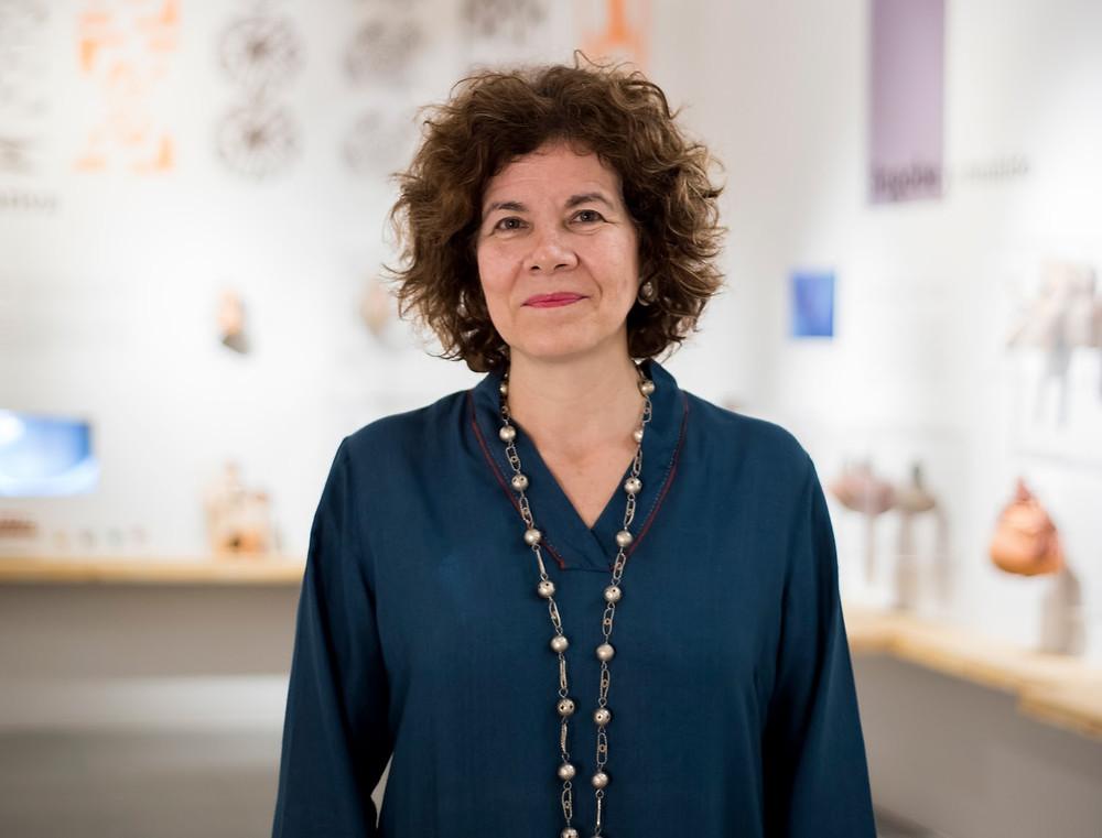 Ana Piedad Jaramillo, Directora de Eventos del Libro en Medellín.