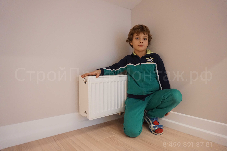 Радиатор для тепла
