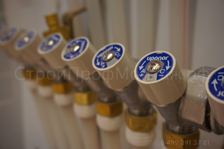 Uponor коллектор для водоснабжение